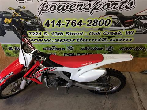 2015 Honda CRF®450R in Oak Creek, Wisconsin