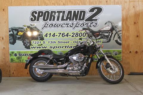 2009 Honda Shadow Spirit 750 in Oak Creek, Wisconsin