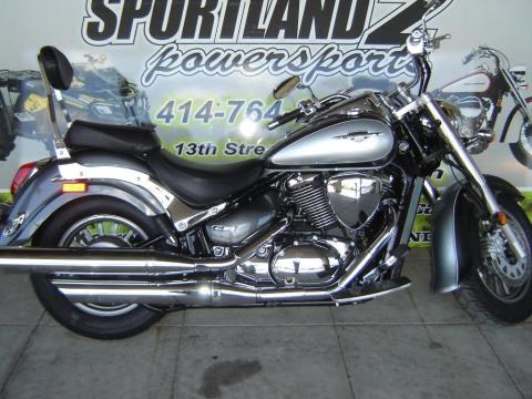 2009 Suzuki Boulevard C50 Special Edition in Oak Creek, Wisconsin