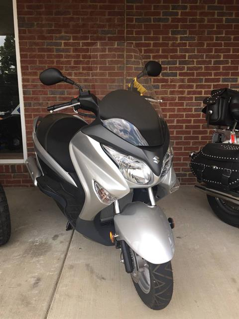 2014 Suzuki Burgman™ 200 ABS in Gainesville, Georgia