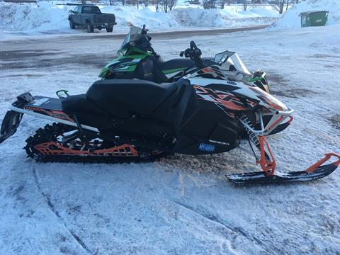 2015 Arctic Cat XF 6000 Cross Country™ in Hancock, Michigan