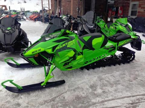 2017 Arctic Cat M 8000 153 MC EB in Hancock, Michigan
