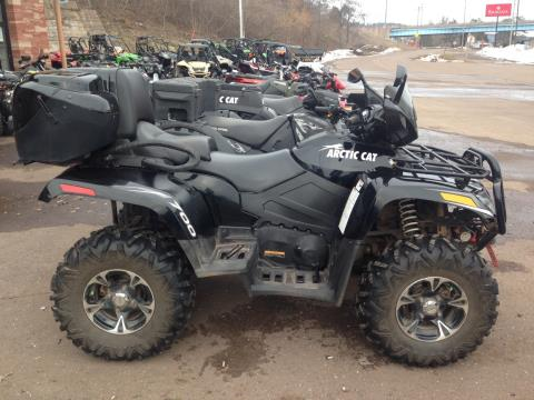 2013 Arctic Cat TRV® 700 Limited in Hancock, Michigan