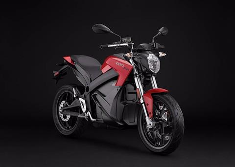 2017 Zero Motorcycles SR NA ZF13.0 in Allen, Texas