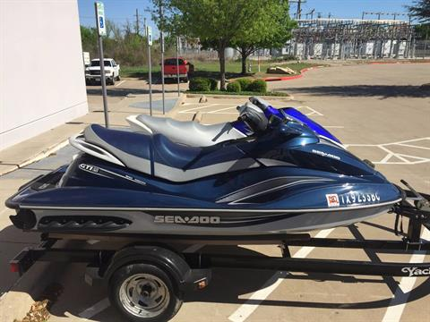 2009 Sea-Doo GTI-130 in Allen, Texas