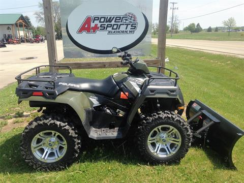 2014 Polaris Sportsman® 800 EFI in Elkhorn, Wisconsin