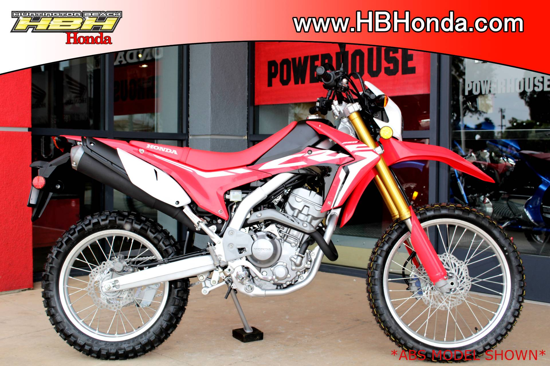 New 2017 Honda Crf250l Motorcycles For Sale In Huntington Beach Ca