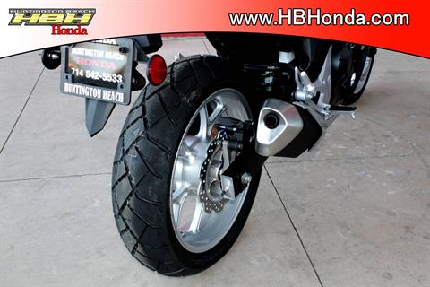 2016 Honda NC700X in Huntington Beach, California