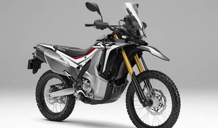 New 2018 Honda Crf250l Rally Abs Motorcycles For Sale In Huntington