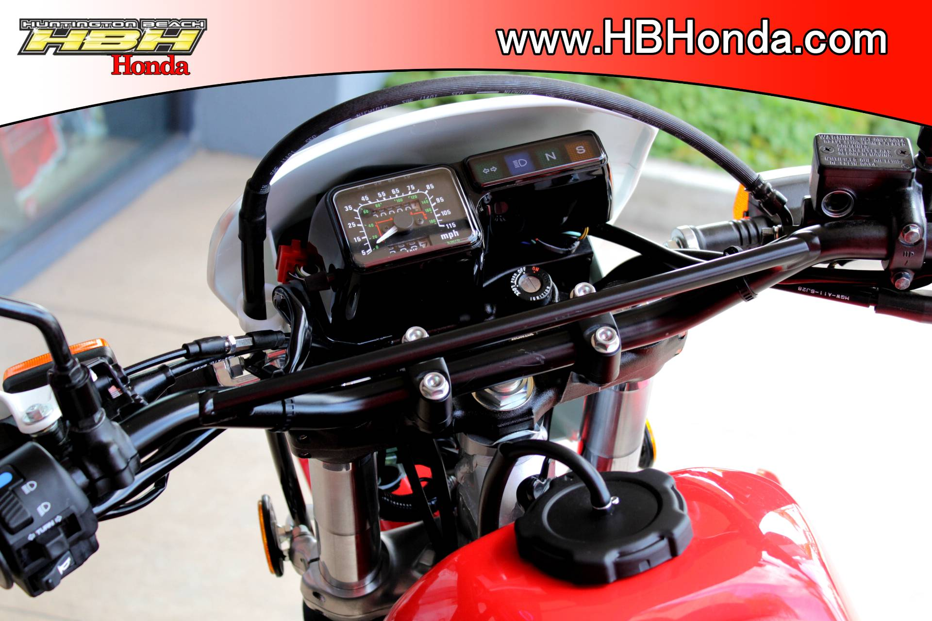 2017 Honda XR650L in Huntington Beach, California