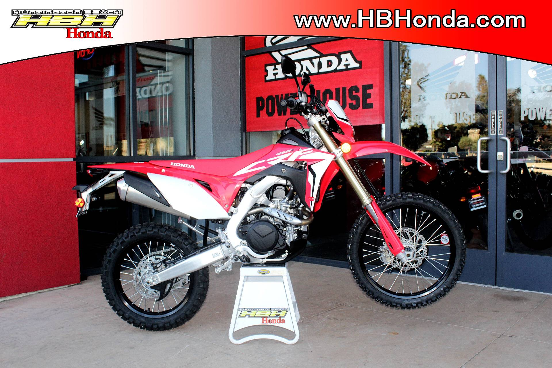 New 2019 Honda Crf450l Motorcycles For Sale In Huntington Beach Ca