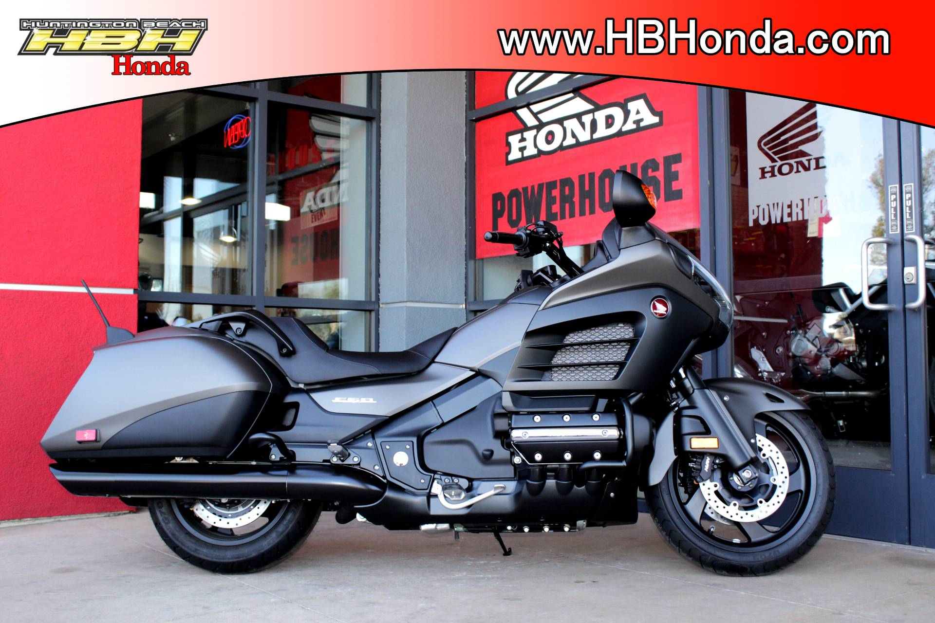 New 2016 Honda Gold Wing F6B Motorcycles for sale in