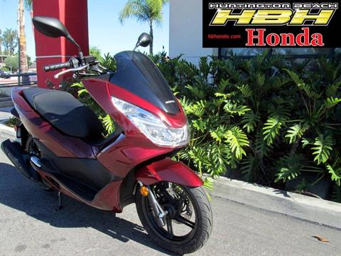 2016 Honda PCX150 in Huntington Beach, California