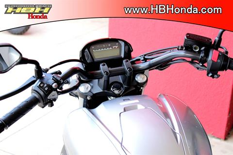 2015 Honda CTX®700N in Huntington Beach, California
