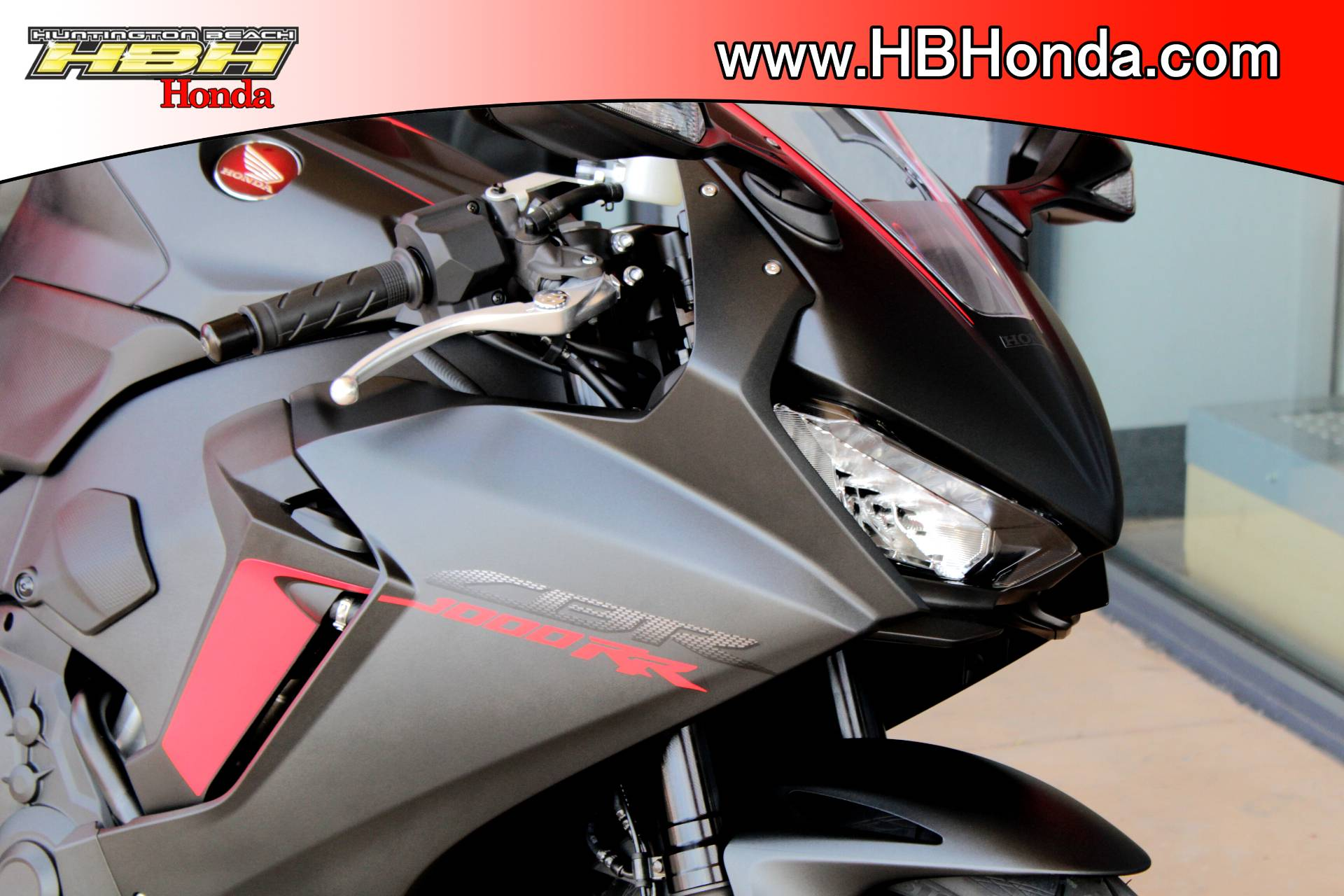 2017 Honda CBR1000RR ABS in Huntington Beach, California
