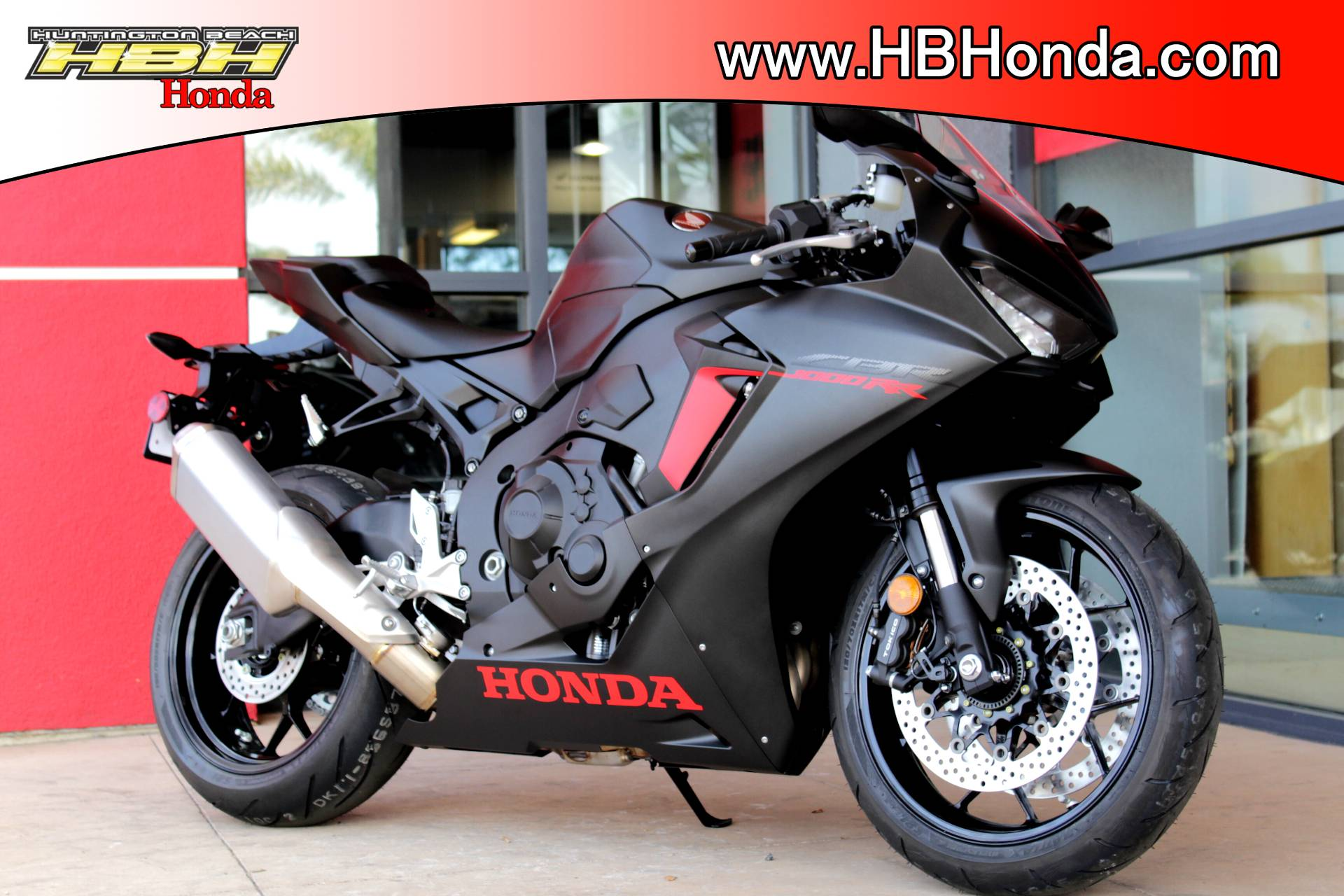 2017 Honda Cbr1000rr Abs In Huntington Beach California
