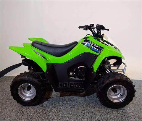 2014 Kawasaki KFX 50 in Canton, Ohio