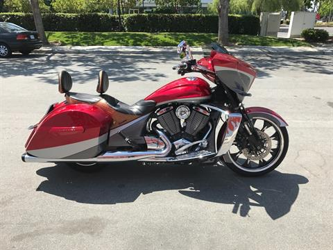 2015 Victory Magnum™ in San Jose, California