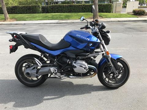 2014 BMW R 1200 R in San Jose, California