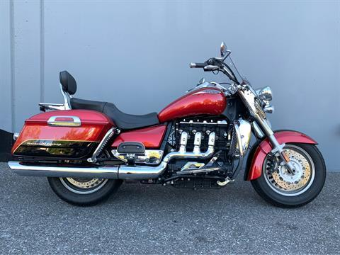 2015 Triumph Rocket III Roadster ABS in San Jose, California