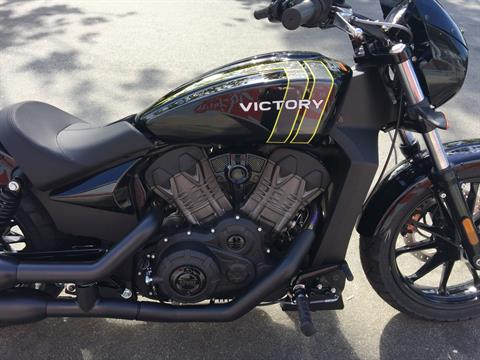 2017 Victory Octane in San Jose, California