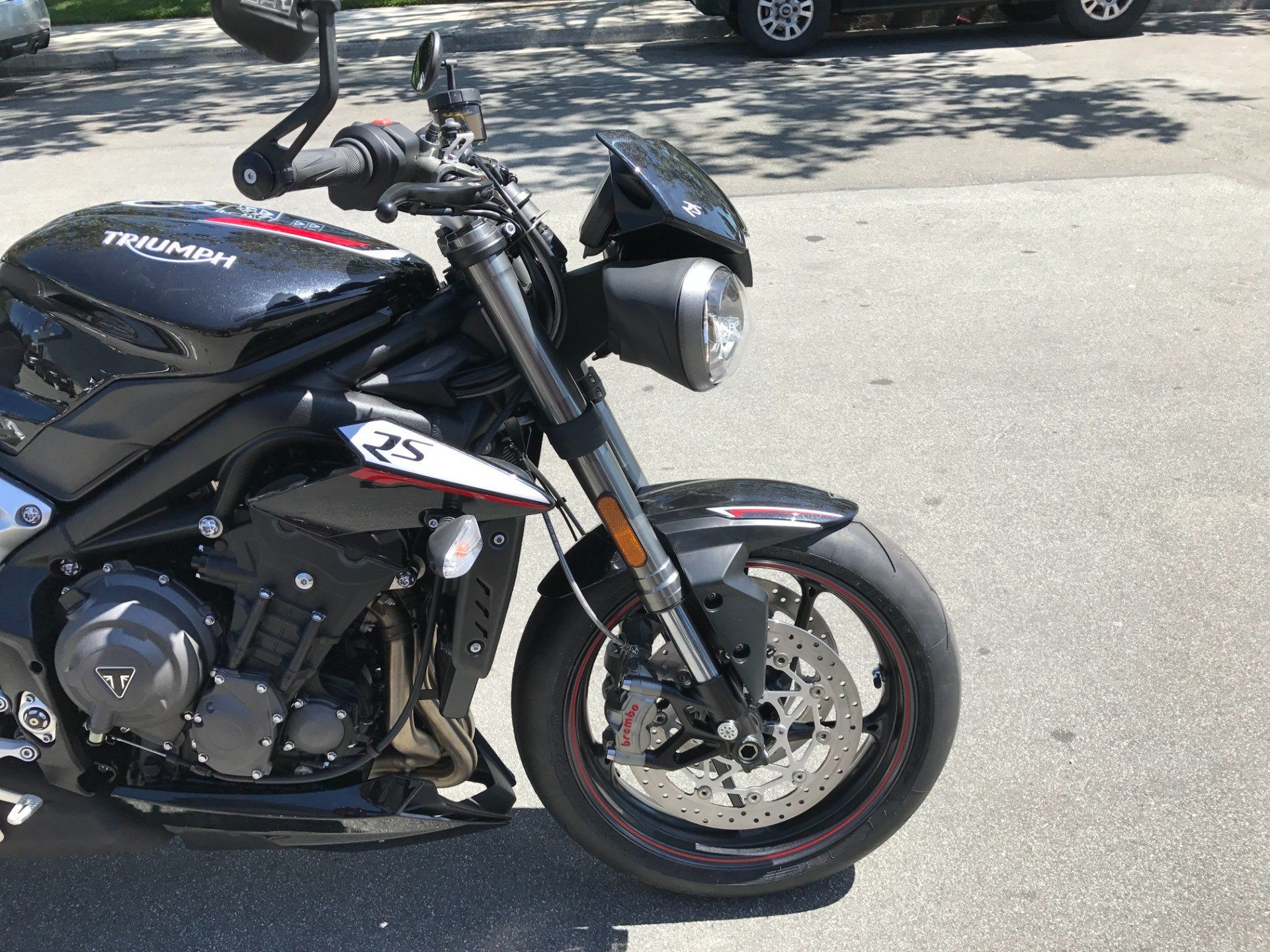2018 Triumph Street Triple RS in San Jose, California