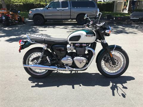 2018 Triumph T120 in San Jose, California