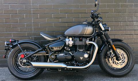 2022 Triumph Bonneville Bobber in San Jose, California