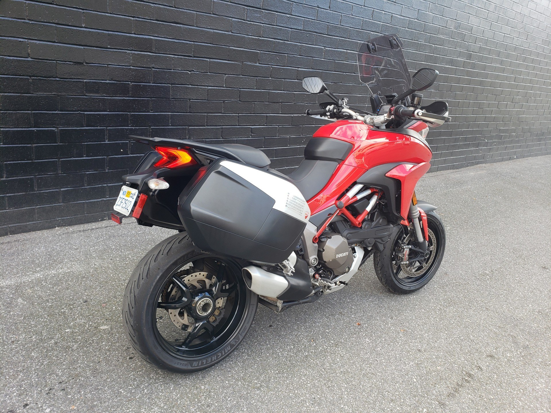 2016 Ducati Multistrada 1200 S in San Jose, California - Photo 8