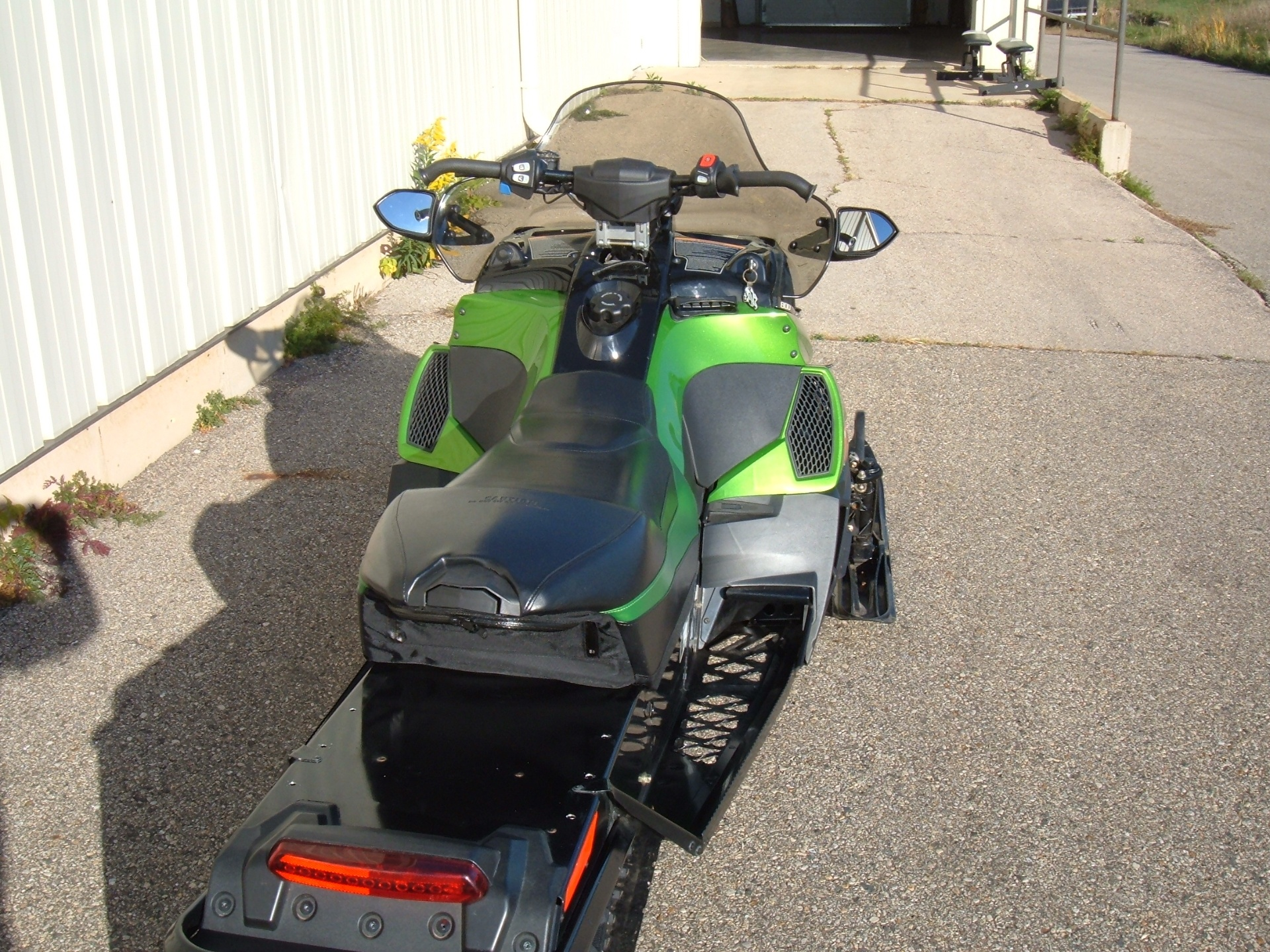 2010 Arctic Cat F8 H.O. Sno Pro® Limited in Verona, Wisconsin