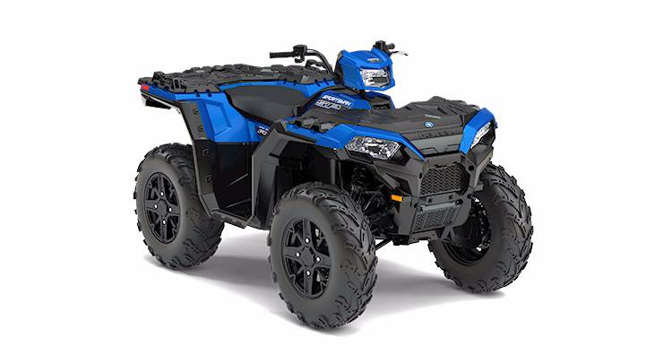 2017 Polaris Sportsman 850 SP in Rushford, Minnesota