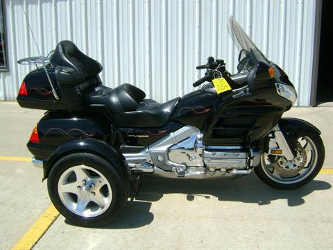 2003 Honda Gold Wing 1800 in Freeport, Illinois
