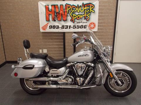 2009 Yamaha Road Star Silverado S in Texarkana, Texas
