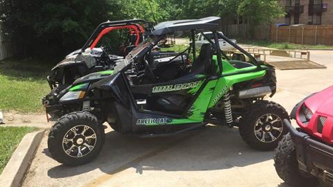 2014 Arctic Cat Wildcat™ 1000 Limited in Marshall, Texas