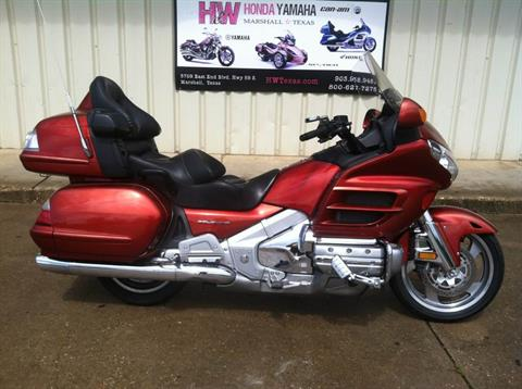 2008 Honda Gold Wing® Audio Comfort Navi in Marshall, Texas