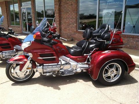 2001 Honda Gold Wing in Marshall, Texas