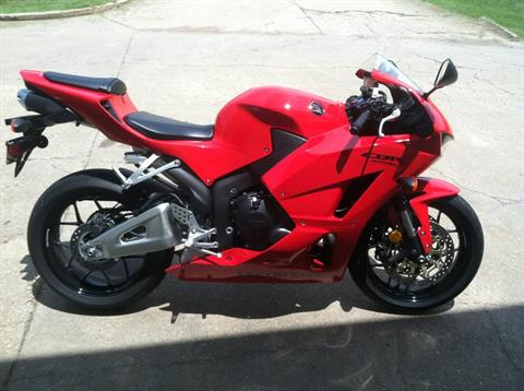 2013 Honda CBR®600RR in Marshall, Texas