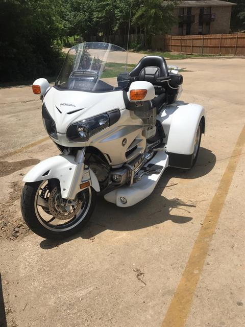 2012 Honda Gold Wing® Audio Comfort in Marshall, Texas