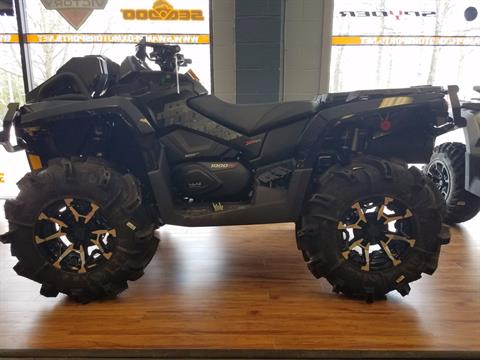2017 Can-Am Outlander X mr 1000R in Beckley, West Virginia
