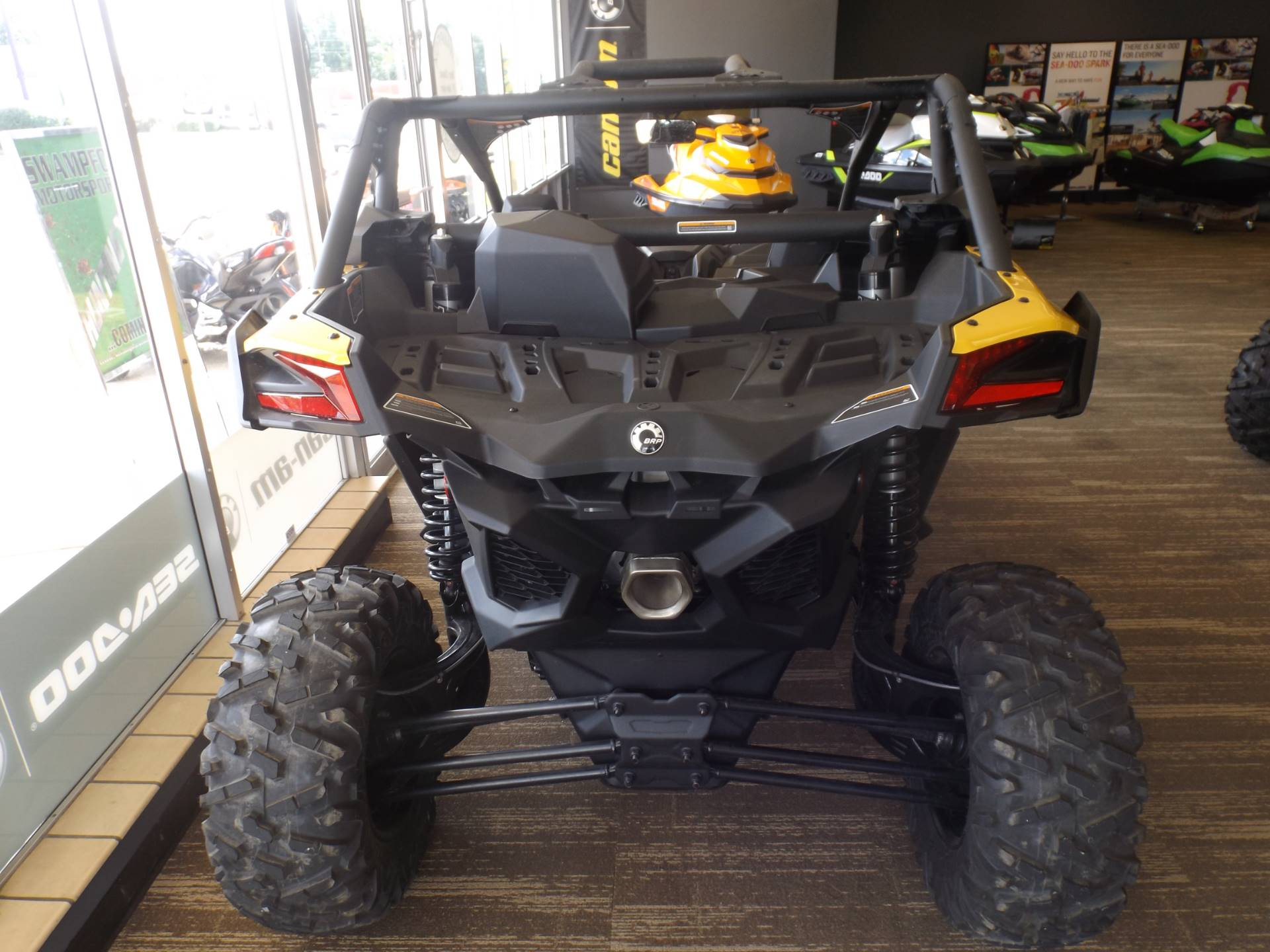 2017 Can-Am Maverick X3 X ds Turbo R in Huntington, West Virginia