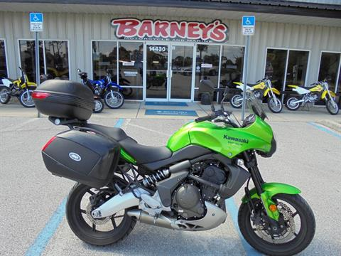 2009 Kawasaki Versys™ in Brooksville, Florida