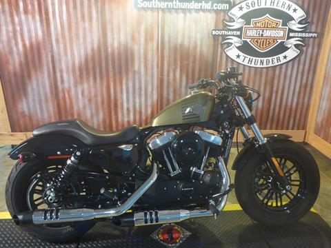 2016 Harley-Davidson Forty-Eight® in Southaven, Mississippi