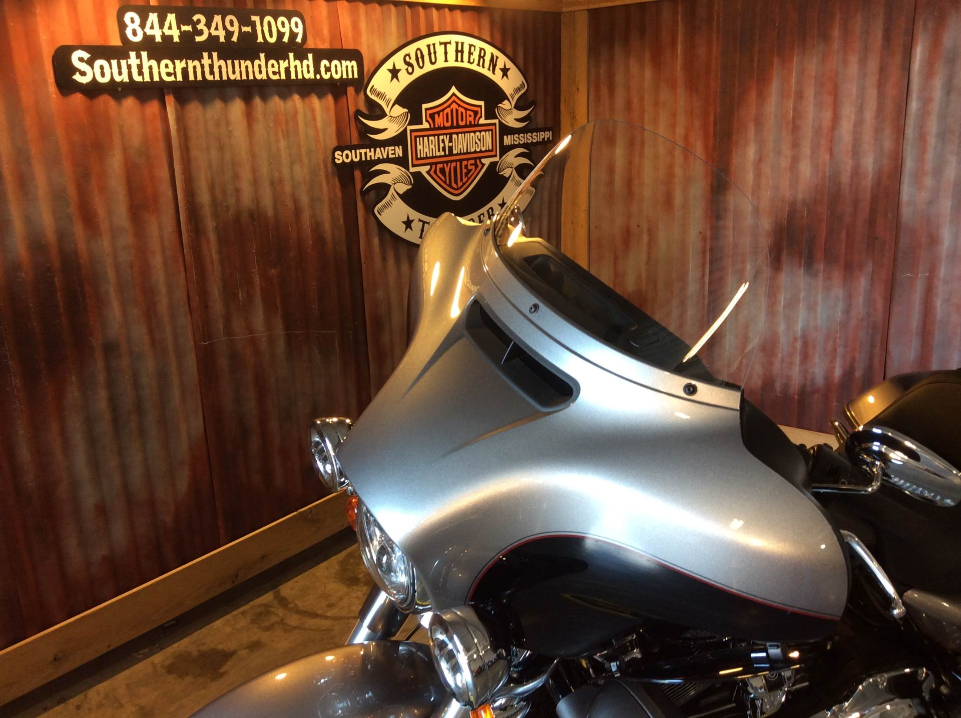 2017 Harley-Davidson Electra Glide® Ultra Classic® in Southaven, Mississippi