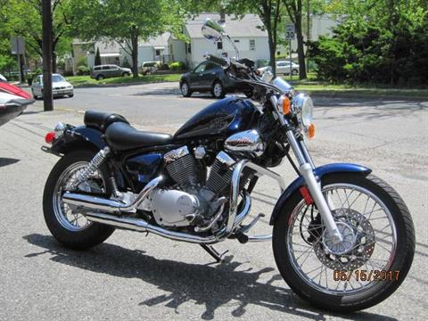 2013 Yamaha V Star 250 in Metuchen, New Jersey