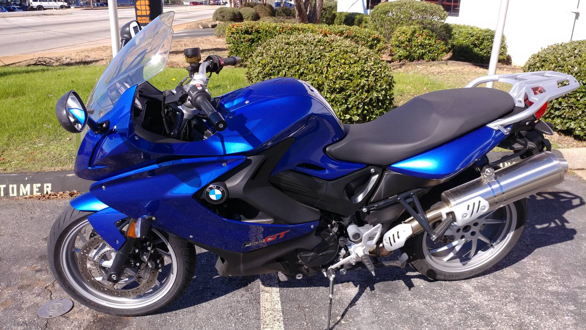 2015 BMW F 800 GT in Greenville, South Carolina