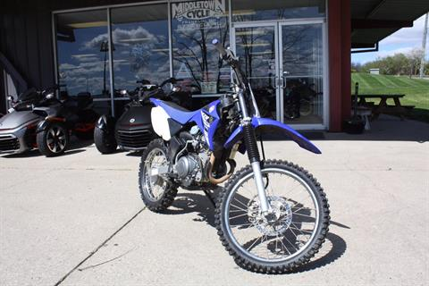 2015 Yamaha TTR125 in Franklin, Ohio