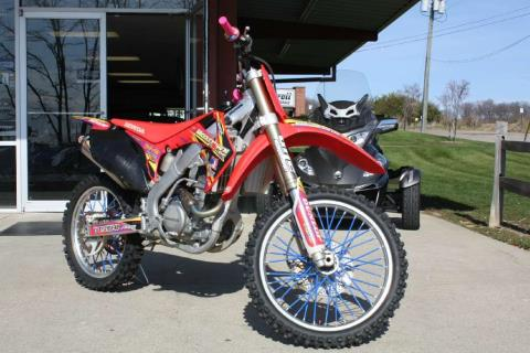 2013 Honda CRF®250R in Franklin, Ohio
