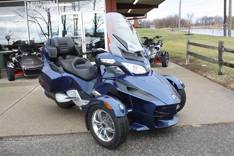 2010 Can-Am Spyder Rt SM5 in Franklin, Ohio
