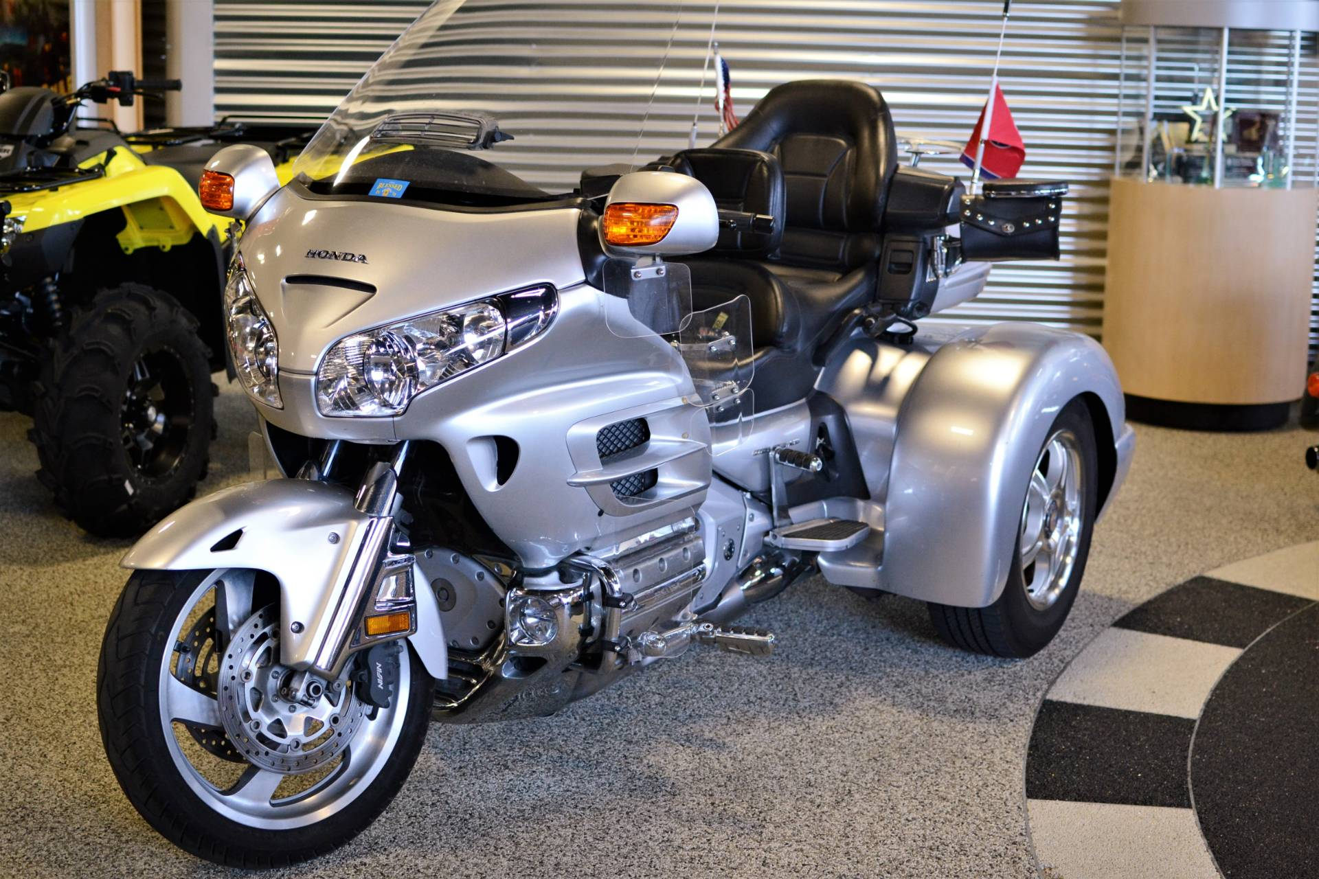 2007 Honda Gold Wing® Audio / Comfort / Navi / ABS in Olive Branch, Mississippi