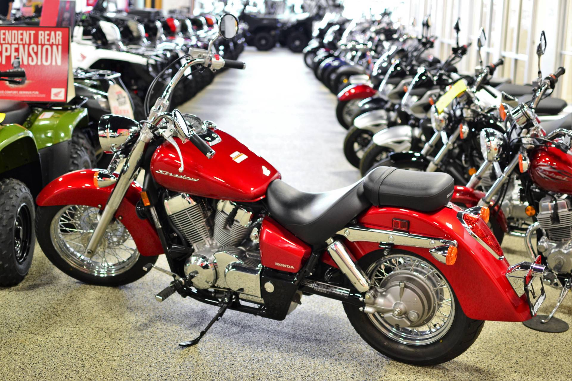 2015 Honda Shadow Aero® in Olive Branch, Mississippi